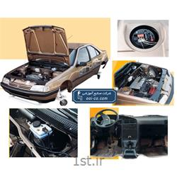 عکس تجهیزات آموزشیمجموعه آموزش مدل سوخت رسان وجرقه پژو 405