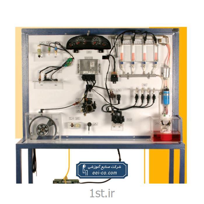 مجموعه آموزش مدل سوخت رسان وجرقه پژو 405<