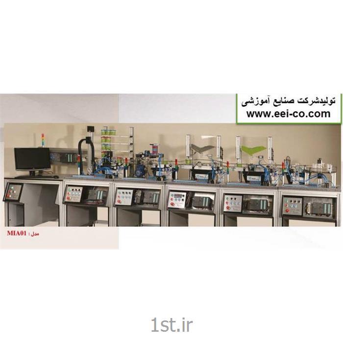 عکس سایر لوازم و تجهیزات الکترونیکیاتوماسبون صنعتی -فنی و حرفه ای مدل -MIA01