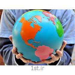 عکس تجهیزات آموزشیکیت آموزشی دوره ابتدایی 6 ساله جغرافیا