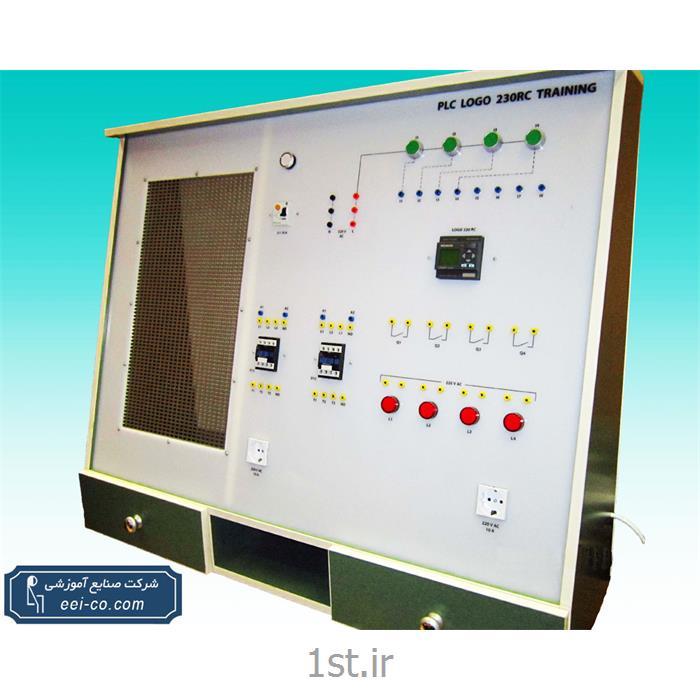 عکس تجهیزات آموزشیمجموعه آموزش PLC پیشرفته در مقطع فنی حرفه ای