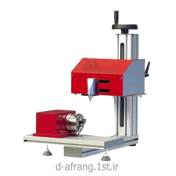 عکس ماشین حکاکی و کنده کاری روی فلزاتدستگاه حکاکی اتوماتیک ثابت