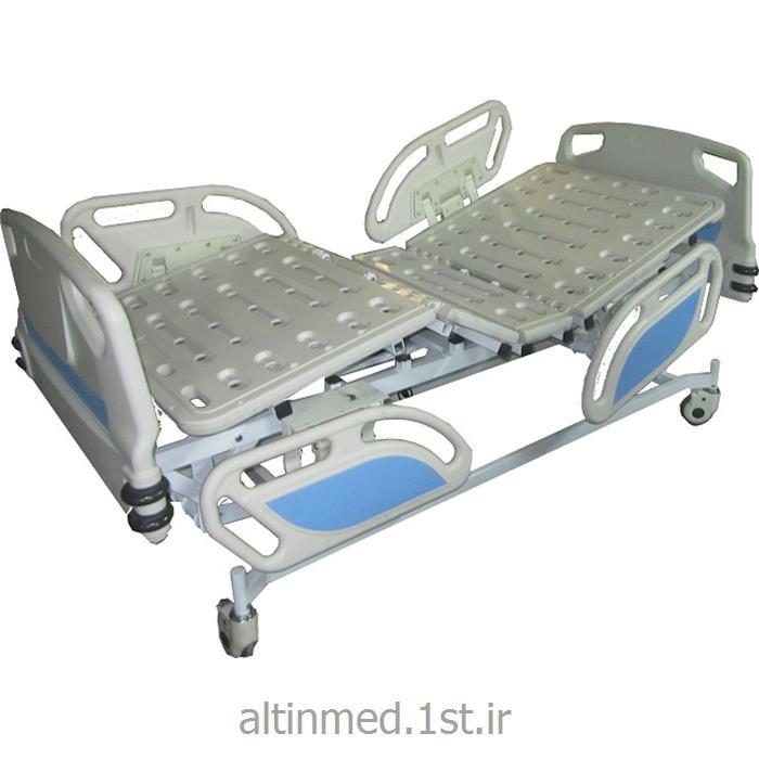 تخت بستری سه شکن برقی مدل AM3