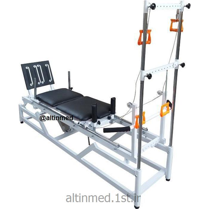 عکس تجهیزات فیزیوتراپی و توان بخشیتخت توانبخشی (rehabilitation bed)