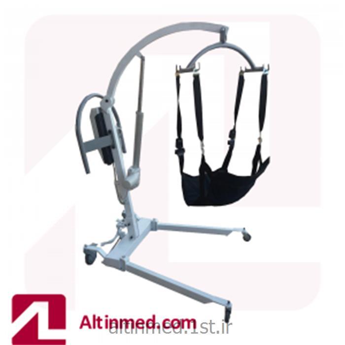 عکس تجهیزات فیزیوتراپی و توان بخشیبالابر بیمار (لیفتر بیمار) مدل AM2
