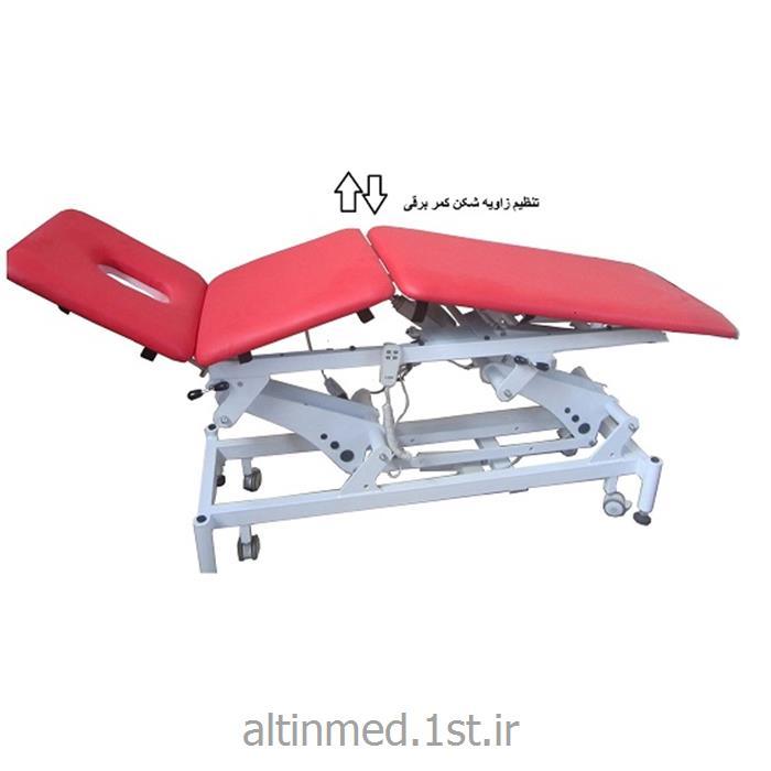 تخت منیوپلیشن سه شکن مدل (AM2)