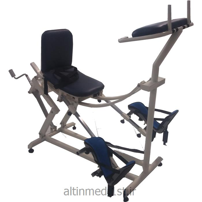 عکس تجهیزات فیزیوتراپی و توان بخشیدستگاه تقویت عضلات کور