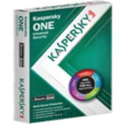 عکس نرم افزار کامپیوترنسخه خانگی آنتی ویروس و اینرنت سکیوریتی - Kaspersky One