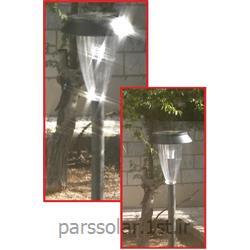 عکس سایر محصولات مرتبط با انرژی خورشیدیچراغ باغچه ای سولار