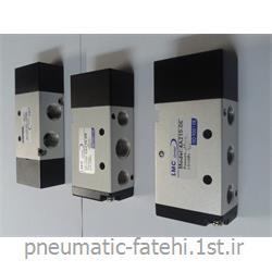 شیر زیگنال پنوماتیکی  دوبل 1/4 2-5   LMC