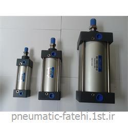 جک چهارمیل پنوماتیک SC سایز 150*80 FLUIDAC