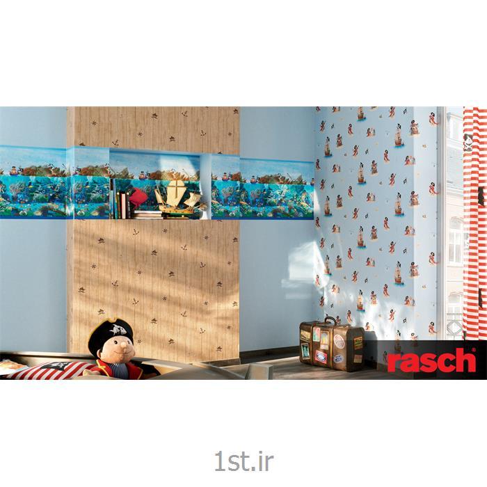 عکس کاغذ دیواری و دیوار پوشکاغذدیواری قابل شستشو اتاق کودک راش آلمان