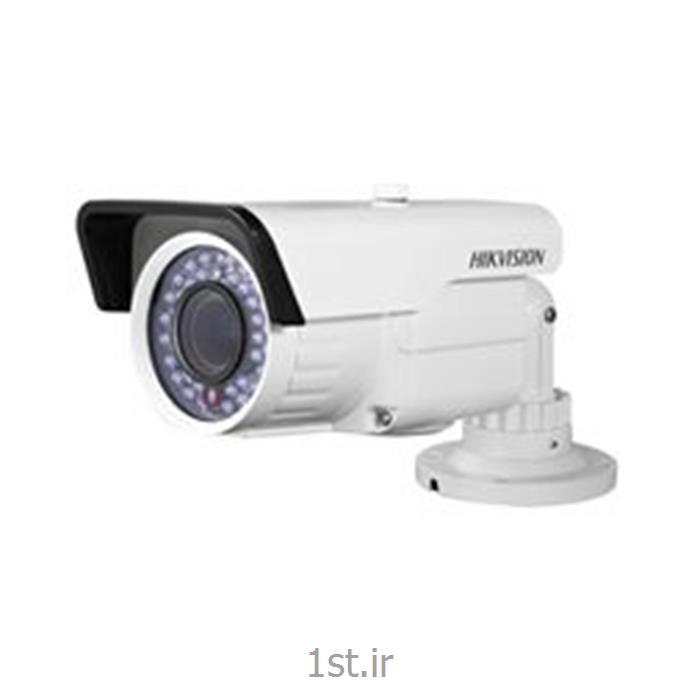 دوربین مدار بسته آنالوگ دید در شب 600TVL,IR Bullet Camera صنعتی Hikvision مدل DS-2CE1582P-VFIR3