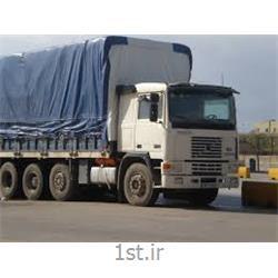 حمل زمینی بار از اروپا Road Freight