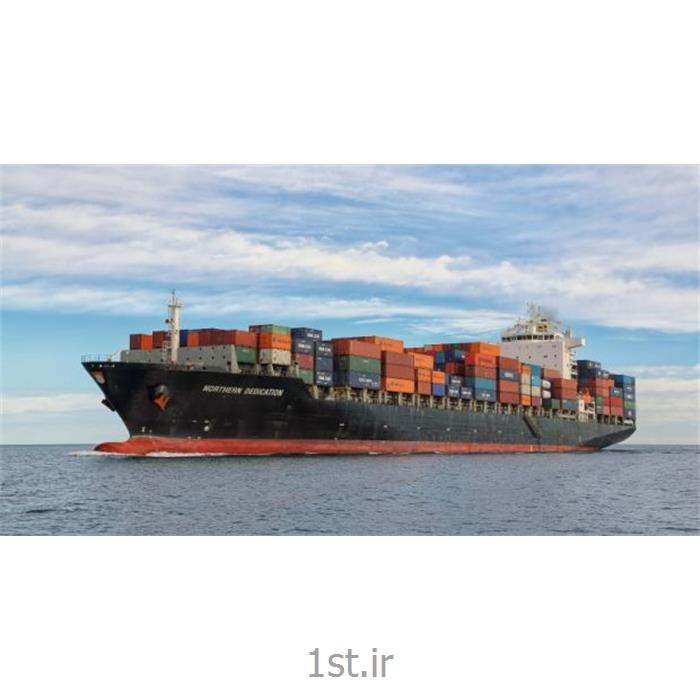 عکس کانتینرحمل دریایی  ocean freight