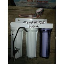 دستگاه تصفیه آب همراه سردوشی 3 مرحله