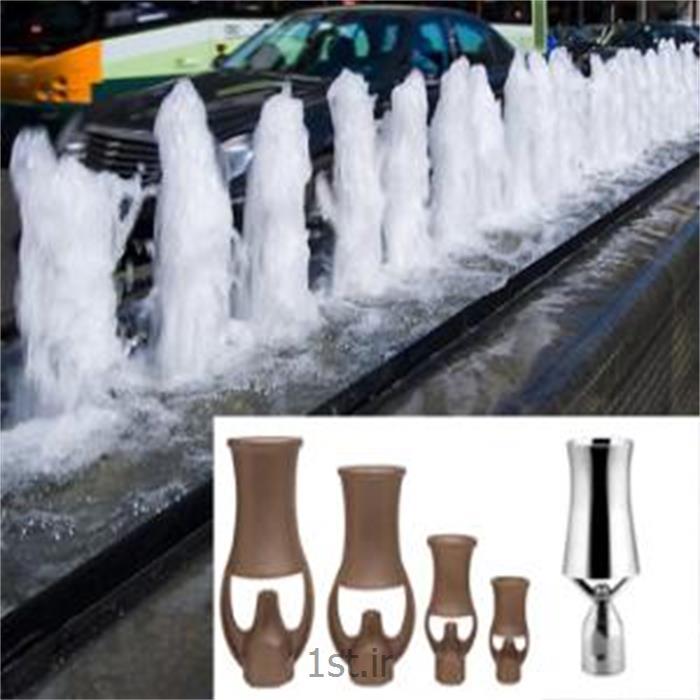 عکس خدمات طراحی اجزا مکانیکی عمومینازل آبنمای کاسکت (cascade)