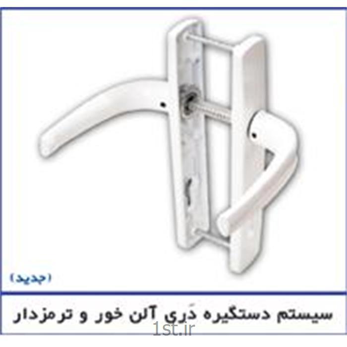 سیستم دستگیره دری (فنردار)