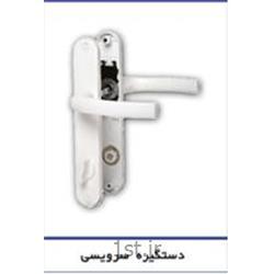 عکس دستگیره درب و پنجرهدستگیره سرویسی پی وی سی