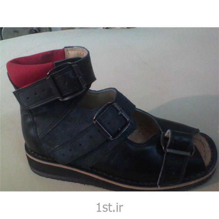 کفش تابستانه سگکدار پسران مناسب پای صاف