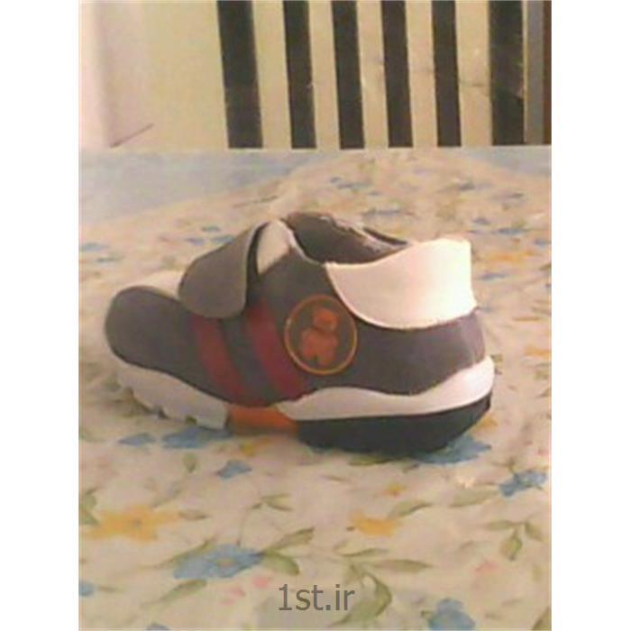 کفش ساق کوتاه پاهای صاف با شدت کم برای کودکان