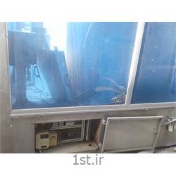 عکس خدمات تولید ماشین آلاتدستگاه ردیف کن بطری مدل u2000