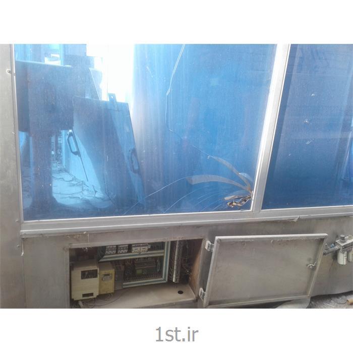 دستگاه ردیف کن بطری مدل u2000