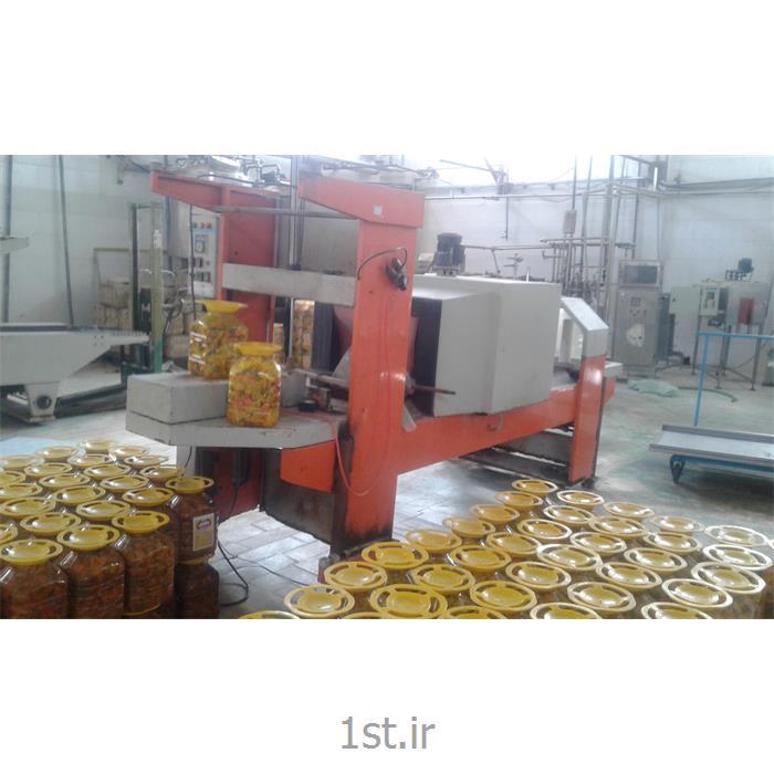 دستگاه شرینگ پک دسته بندی کننده بطری مدل sh2000