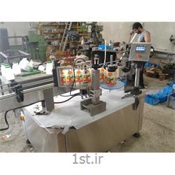 عکس خدمات تولید ماشین آلاتماشین لیبل زن حرارتی  با چسب حرارتی تمام اتوماتیک مدل LB3000