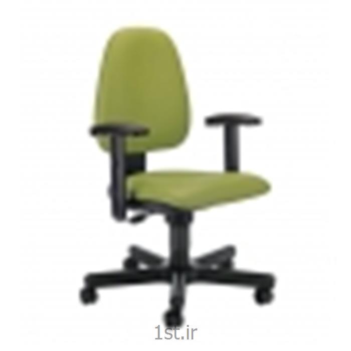 صندلی چرخدار اداری کارمندی نیلپر مدل SK504F