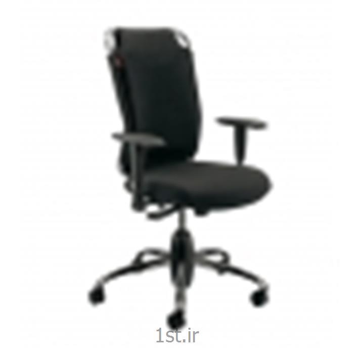 صندلی چرخدار اداری کارمندی نیلپر مدل SK712T