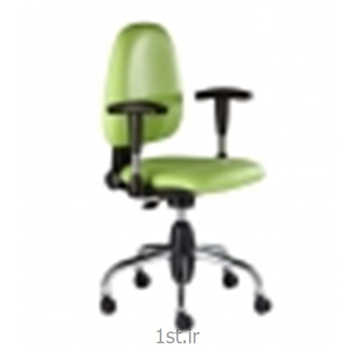 صندلی چرخدار اداری کارمندی نیلپر مدل Sk504H