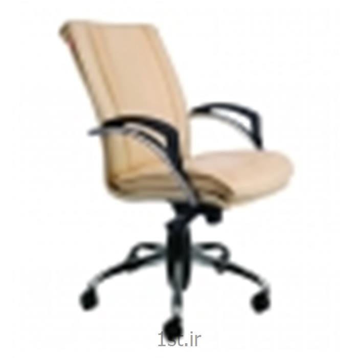 صندلی چرخدار اداری مدیریتی نیلپر مدل SM809E