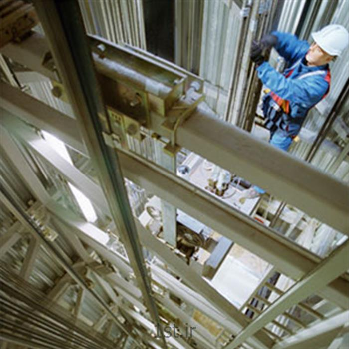 عکس تجهیزات آسانسورنصب و راه اندازی انواع آسانسور