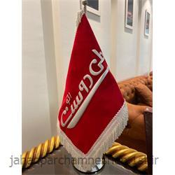 پرچم رومیزی چاپ پفکی  کد f512