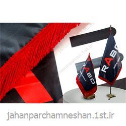 عکس پرچم، بنر و لوازم جانبیپرچم تشریفات و رومیزی چاپ دیجیتال - TR-36
