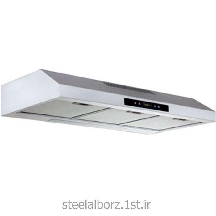 هود آشپزخانه استیل مدل Eris 90 cm