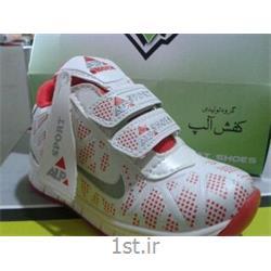 عکس کفش بچهکفش اسپورت کتانی بچه گانه نایک 03