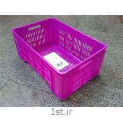 عکس سبد، کریر و خانه حیوانات خانگیسبد دو کیلویی پلاستیکی مرغ کشتاری