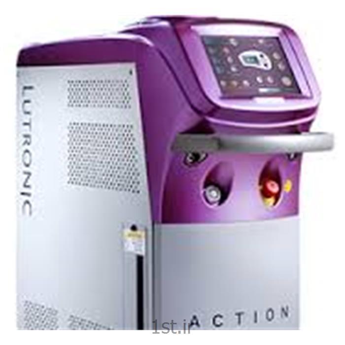 عکس تشخیص و درمان درددستگاه لیزر پوست ER-YAG مدل ACTION II