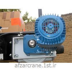 موتور گیربکس حرکت طولی و عرضی جرثقیل