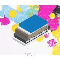 عکس مواد اولیه بسته بندیلاستیک سیلندر(بلانکت چاپ ) افستBLUE RAY