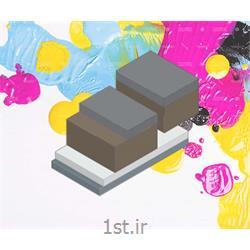 عکس مواد اولیه بسته بندیزیر لاستیک سیلندر چاپ بلوری آلمان