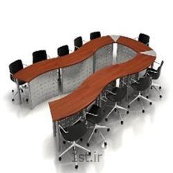 میز کنفرانس مارپیچ پومر