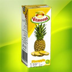 عکس آب میوه و آب سبزیجاتآب آناناس 200 سی سی ویتانوش صلا