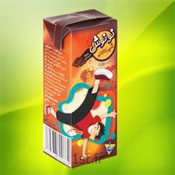 شیر کاکائو چهارگوش نونوش