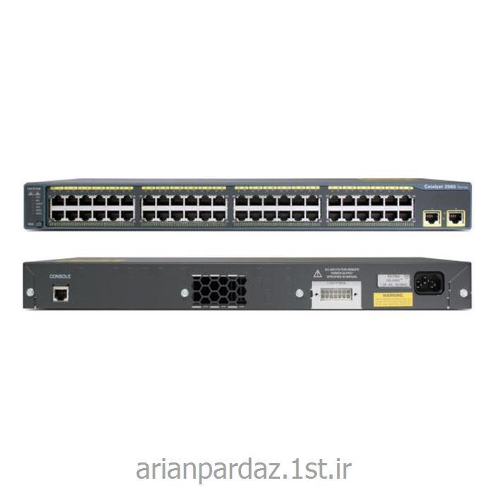سوئیچ شبکه 48 پورت سیسکو cisco C2960-48TT-L