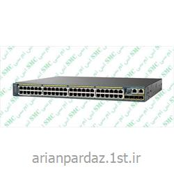 سوییچ شبکه 48 پورت سیسکو  Cisco 2960s-48LPS-L