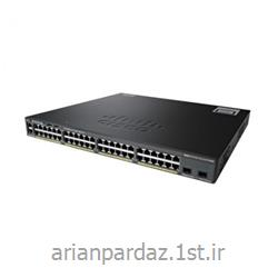 سوییچ شبکه سیسکو 48 پورت Cisco 2960X-48TD-L