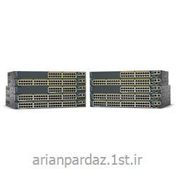 سوییچ شبکه 48 پورت سیسکو Cisco 2960S-48TD-L